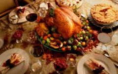 Thanksgiving: All That Food Though!