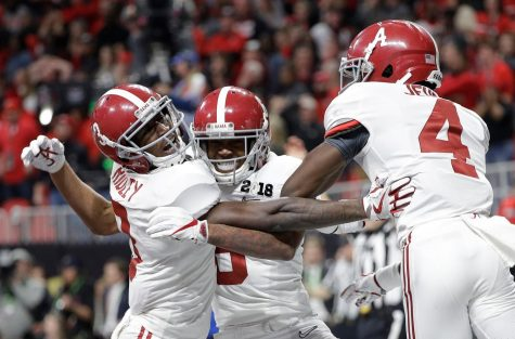 Alabama Crimson Tide Sweeps Away Georgia Bulldogs