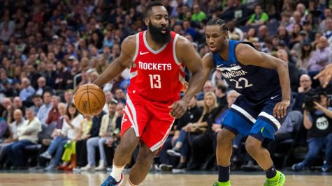 Rockets Blast Into NBA Playoff Season