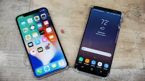 Samsung Galaxy X & IPhone XS