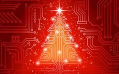 I'm Dreaming of a Tech Christmas…