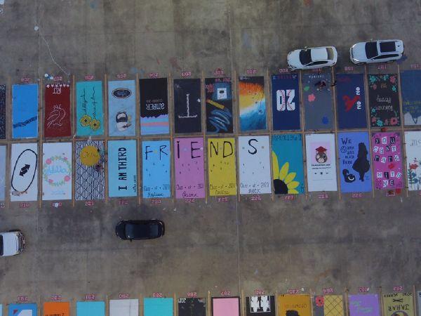Senior Parking Spots