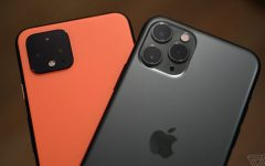 Google Pixel 4 XL vs. iPhone 11 Pro