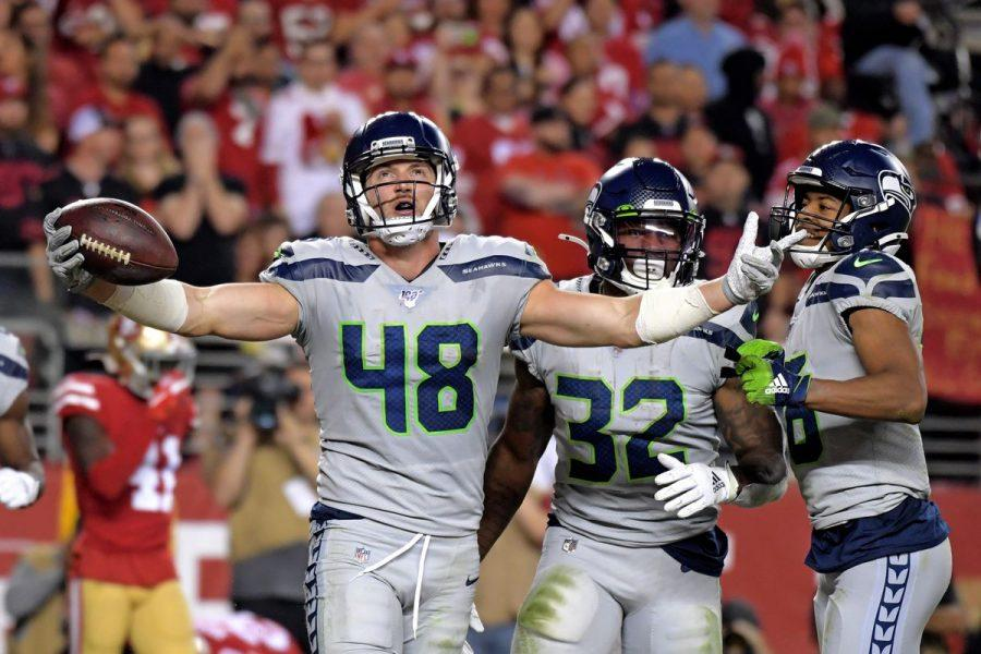 The Seahawks Sink the 49ers