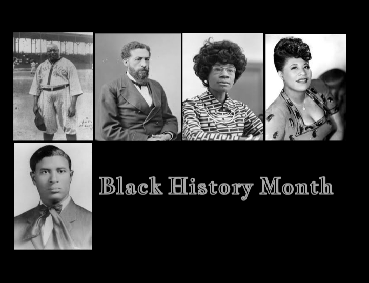 Black History Trailblazers