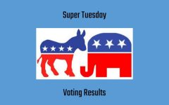 Super Tuesday Voting Results